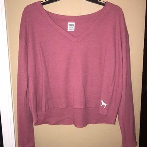 Pink PINK long sleeve, S